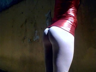 My shiny leggings