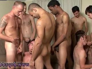 Boy jizz flow amateur movie homo first time Team Bukkake!