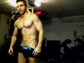Michael Fitt Nude HOT!!!