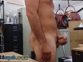Guys jizz-interchangeping in each other during homosexual hook-up first time Straight fellow