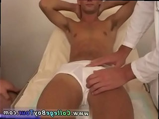 Tube movie exam physical homophile and free video massage old doctor I