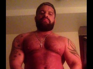 ambisexualg large hairy man solo