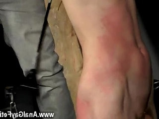 homophile cock Slave Boy Fed Hard Inches