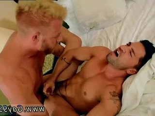 Asian gay pornography clips first time Christopher gets it first, then they