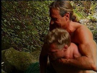 Legmitt Gay Macho Man Island Fever scene