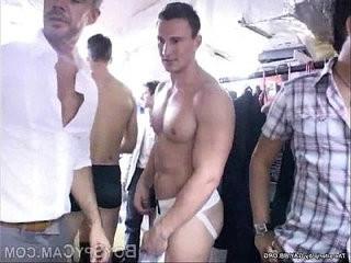 BSP masculine Stripper vid